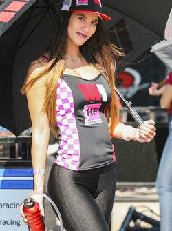Chicas del Paddock Argentina Hiperfan.com