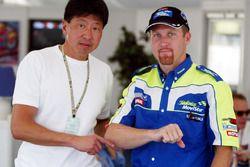 Kenny Roberts Jr., Telefónica Movistar Suzuki