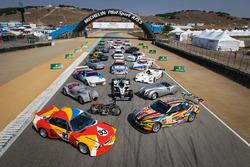 Sesión de fotos de coches BMW