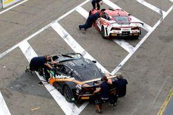 #69 Callaway Competition, Corvette C7 GT3: Patrick Assenheimer, Dominik Schwager: #31 Callaway Compe