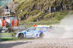 Crash, Warren Scott, Subaru Team BMR