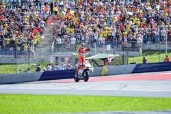 Победитель - Андреа Янноне, Ducati Team