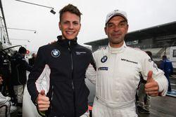 Pole-Position fürr Nico Menzel, Jörg Müller, BMW Team RBM, BMW M6 GT3