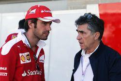 Jean-Eric Vergne, Ferrari piloto de prueba y desarrollo con Julian Jakobi (GBR)