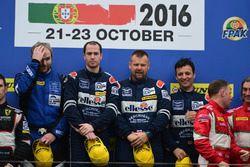 Podyum: 1. LM GTE #99 Aston Martin Racing Aston Martin Vantage V8: Andrew Howard, Darren Turner, Alex MacDowall