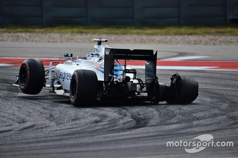 16e - Valtteri Bottas (Williams)