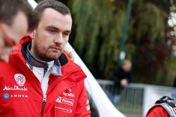 Renaud Jamoul, Citroën DS3 WRC, Abu Dhabi Total World Rally Team