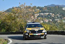 Roberto Vescovi, Giancarla Guzzi, Renault Clio R R3C