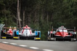 #37 SMP Racing BR01 Nissan: Vitaly Petrov, Viktor Shaytar, Kirill Ladygin, #46 Thiriet by TDS Racing