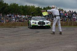Bentley Continental GT3 - David Brabham