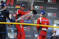 Ganador Pepe Oriola, SEAT Leon, Craft Bamboo Racing LUKOIL