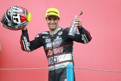 Podium : le deuxième, Johann Zarco, Ajo Motorsport