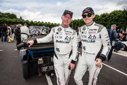 #57 Team AAI Chevrolet Corvette C7-R: Johnny O'Connell et Oliver Bryant