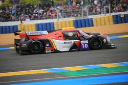 #10 Race Performance, Ligier JPS3 - Nissan: Marcello Marateotto, Giorgio Maggi