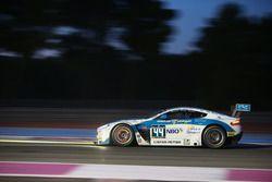 #44 Oman Racing Aston Martin Vantage GT3: Ahmad Al Harthy, Jonathan Adam, Devon Modell