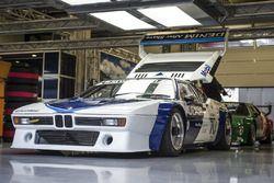 BMW M1 Procar prueba