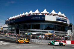 Nicky Catsburg, LADA Sport Rosneft, Lada Vesta and Mehdi Bennani, Sébastien Loeb Racing, Citroën C-E
