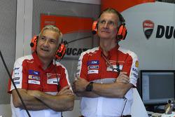 Paolo Ciabatti, Ducati Team Director del proyecto MotoGP