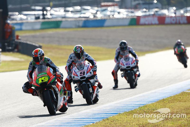 2016 - MotoGP (Aprilia)