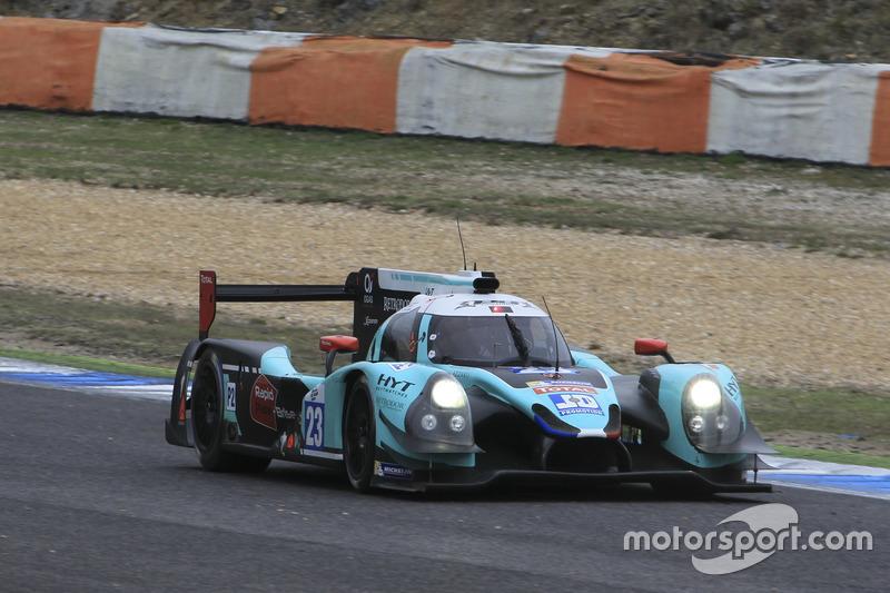 #23 Panis-Barthez Competition, Ligier JS P2 - Nissan: Fabien Barthez, Timothe Buret, Paul-Loup Chatin