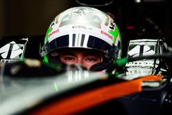 Alfonso Celis Jr., Sahara Force India F1 VJM09, Entwicklungsfahrer
