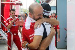 Felipe Massa, Williams con Ferrari
