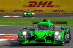 #31 Extreme Speed Motorsports, Ligier JS P2 - Nissan: Ryan Dalziel, Pipo Derani, Christopher Cumming
