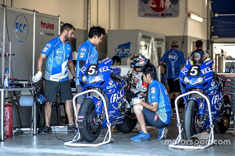 #5, F.C.C. TSR Honda, Honda - Kazuma Watanabe, Damian Cudlin, Patrick Jacobsen