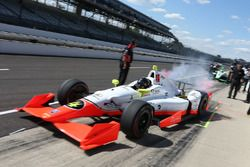 Buddy Lazier, Lazier Burns Racing Honda