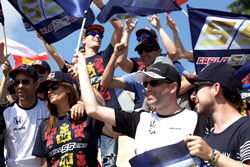 Des fans de Carlos Sainz Jr., Scuderia Toro Rosso
