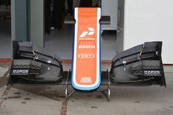 Vieja ala delantera de Manor Racing MRT05