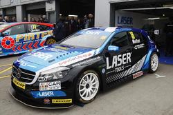 Ейден Моффет, Laser Tools Racing