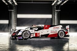 The 2016 Toyota TS050 Hybrid