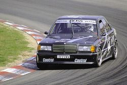 Johnny Cecotto, AMG Mercedes