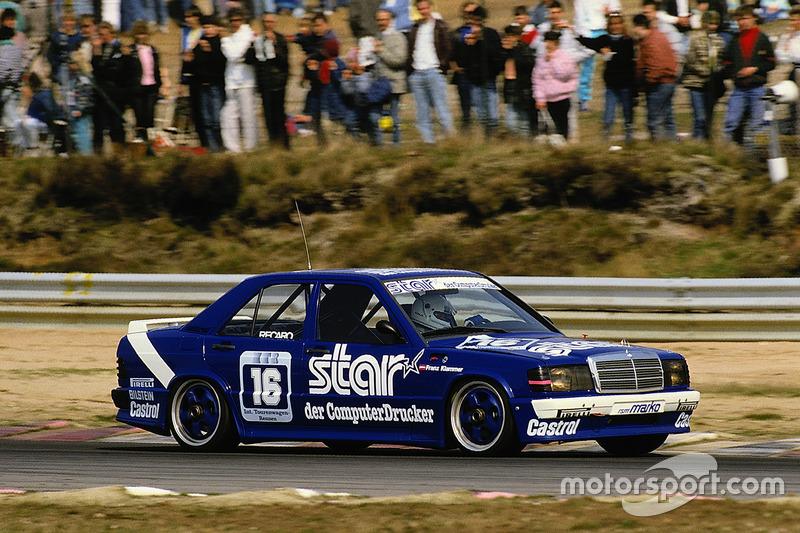 Frnaz Klammer, Star AMG Marko RSM, Mercedes