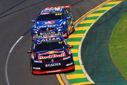 Shane van Gisbergen, Triple Eight Race Engineering Holden and Craig Lowndes, Triple Eight Race Engin