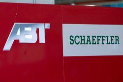 Logo ABT Schaeffler Audi Sport