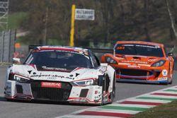 #33 Car Collection Motorsport, Audi R8 LMS: G. Tonic, Andreas Ziegler, Johannes Siegler, Peter Schmi