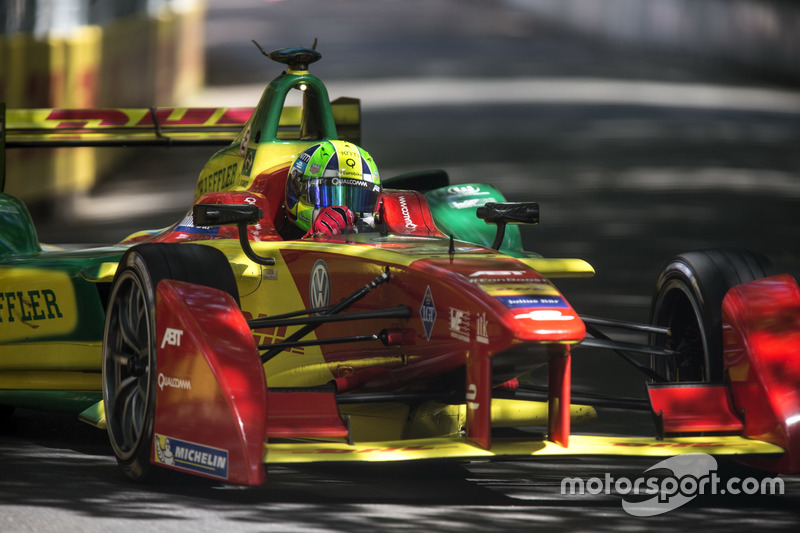 2015/2016 - Fórmula E - Vice campeão mundial (Audi Abt)