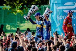 Nicolas Prost, Renault e.Dams y Sébastien Buemi, Renault e.Dams