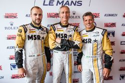 #49 Michael Shank Racing Ligier JS P2 Honda: Laurens Vanthoor, John Pew, Oswaldo Negri Jr.