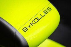 #4 ByKolles Racing CLM P1/01 neus detail