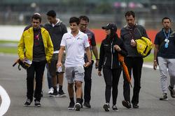 Mitch Evans, Campos Racing and Sean Gelael, Campos Racing
