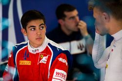 Guiliano Alesi, Trident and Artur Janosz, Trident