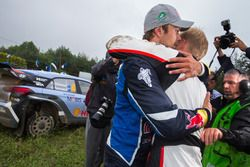 Andreas Mikkelsen, Volkswagen Motorsport with Ott Tanak, DMACK World Rally Team
