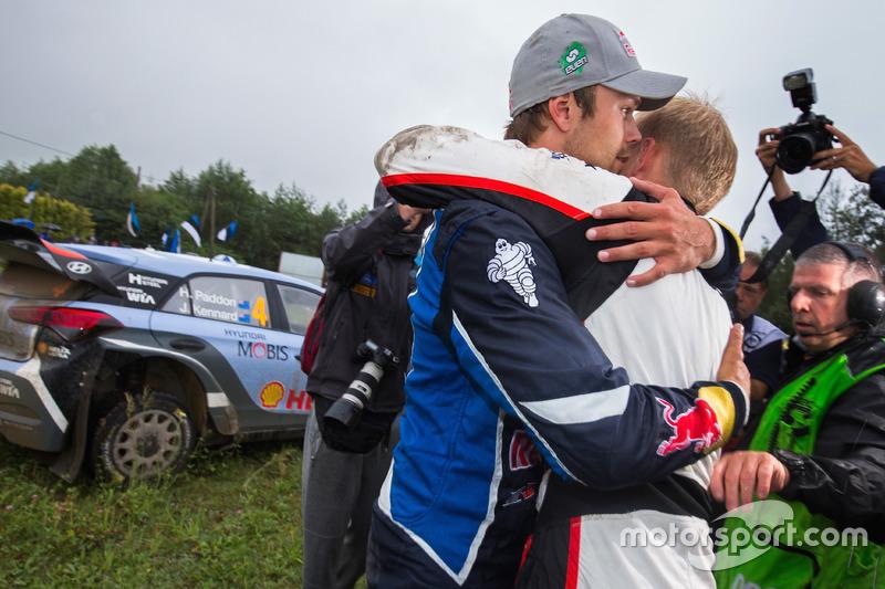 Andreas Mikkelsen, Volkswagen Motorsport met Ott Tanak, DMACK World Rally Team