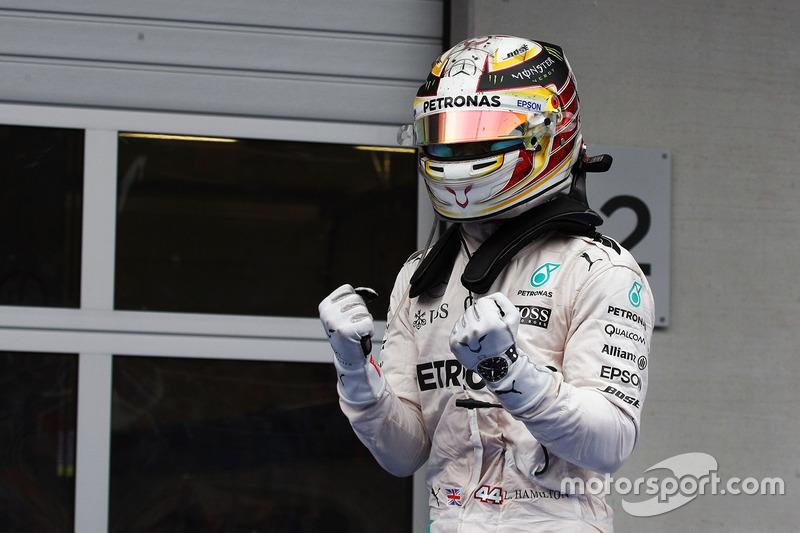 46e victoire pour Hamilton