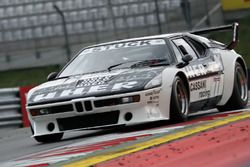 BMW M1 Procar legends race with Hans-Joachim Stuck