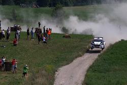 Marius Aasen, Veronica Engan, Drive DMACK Trophy Team, Ford Fiesta R5