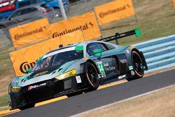 #44 Magnus Racing Audi R8 LMS: John Potter, Andy Lally, Dion von Moltke